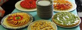"""Ristoro a base di prodotti tipici locali presso la struttura ricettiva """"Rifugio Allavena"""""""