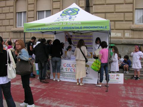Mercatino Sanremo - giugno 2012