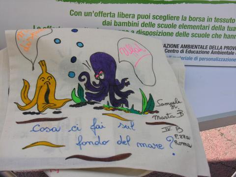 Mercatino Imperia - Porto Maurizio - giugno 2012